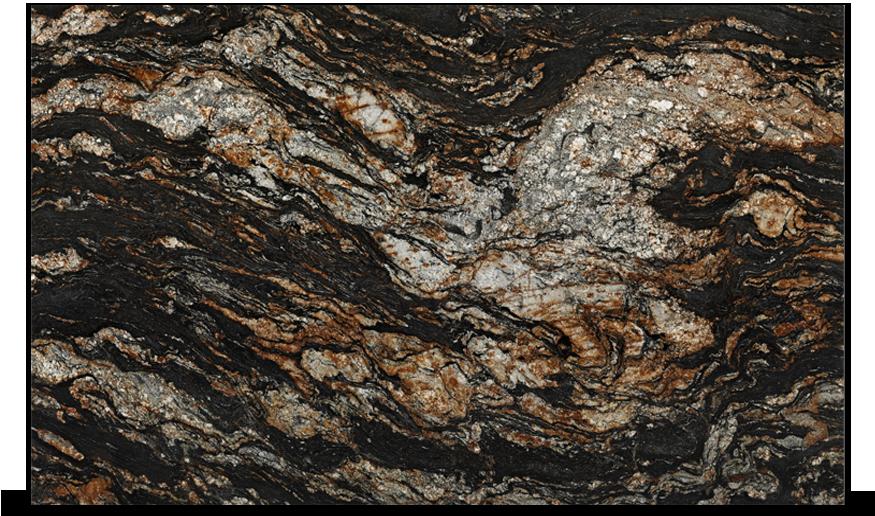 Magma Black Granite : Magma black keystone granite